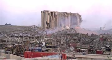 快新聞/黎巴嫩港口爆炸死傷慘重 附近友邦紛紛伸援手相助