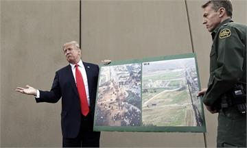 終於要蓋牆了!美最高法院同意川普挪用國防經費築牆