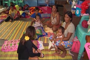 「山竹」來勢洶洶 菲律賓民眾搶購米糧
