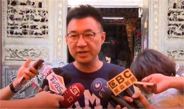 快新聞/陳其邁上節目談父親弊案 江啟臣反問:要不要給社會交代