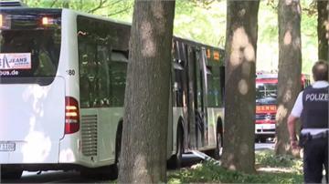 德國巴士驚傳男子持刀隨機砍人 14人傷