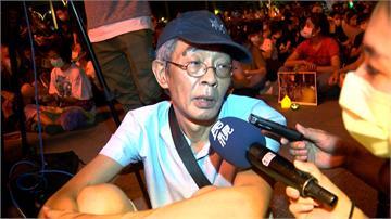 悼六四31周年!自由廣場2千人撐香港 林榮基、林夕到場聲援
