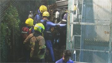 視察清淤遭「撈機耙齒勾到落水」 北市水利處員工身亡