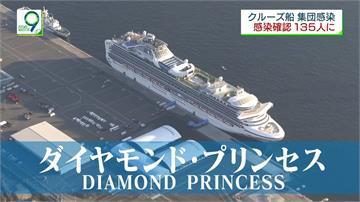 鑽石公主號慢性病、高齡民眾 日本開放下船隔離