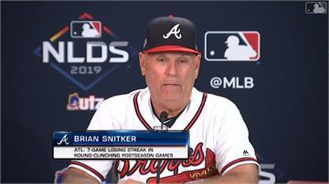 MLB/勇士難堪結束球季 總教練:生涯前所未見