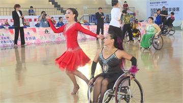 2018年媽祖盃輪椅舞蹈賽 北港熱鬧舉行