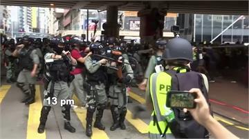中國5/28通過港版《國安法》 民主派人士再號召200萬人上街抗議