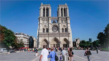 200多年來首見!巴黎聖母院今年無耶誕彌撒...院方:再等4年
