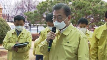 不畏疫情!南韓國會大選4/15登場 各黨候選人積極造勢