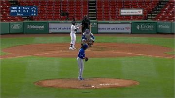 MLB/力拚三連勝 紅襪主場迎戰多倫多藍鳥