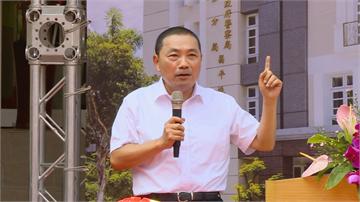 快新聞/台南、高雄警察局長被拔官 侯友宜:治安不是一個人的責任