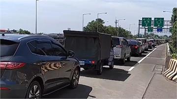 快新聞/國5遇連假就塞爆 宜蘭縣府:爭取台2線福隆至大里段截彎取直