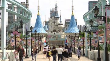 南韓逐步放寬社交距離 遊樂園、電影院假日恢復生氣