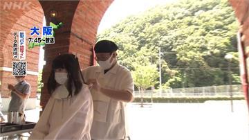日本防疫!戶外理容院剪髮「鮮」體驗