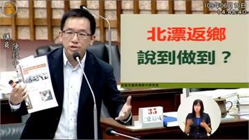 勞工局坦承「北漂返鄉」僅14人 議員批韓國瑜政見掉漆