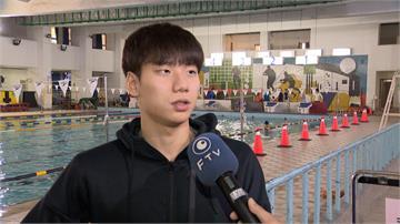 游泳/新台灣蝶王近況佳!王冠閎力拚東奧八強