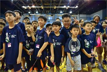 羽協暑期育樂營報名開跑 國家級教練親臨授課