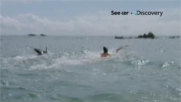 挑戰極限!法國長泳健將 半年橫跨太平洋