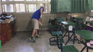 高雄15名學生初步排除武漢肺炎!學校周一不停課