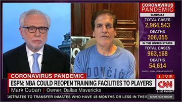 NBA/復賽之後閉門打?獨行俠老闆贊成:我們有道德上的責任