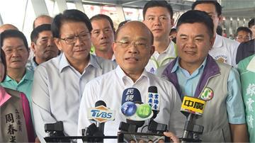新內閣民調獲46%滿意度 蘇貞昌:盼民眾越來越滿意