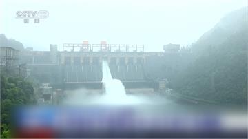 中國千島湖水位達歷史新高 今9閘門全開洩洪