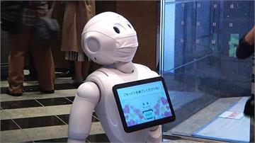 全球/新時代商機「零接觸」?服務型機器人市場看漲
