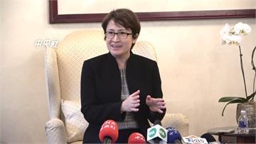蕭美琴:台美經貿及安全合作是重點