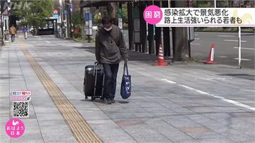 全球/日本弱勢族群絕望吶喊 專家:政府必須積極援助