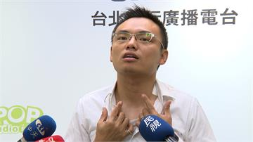 洪孟楷淚控被鎖喉 綠委曝「先對邱議瑩動手」