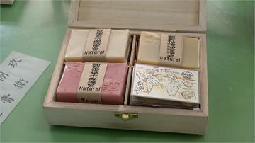 防疫作戰!台南監獄工藝班日產250塊抗菌精油皂