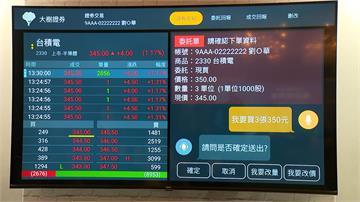 三竹打造「報價生態圈」 電視看盤系統聲控下單