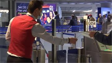防疫新措施!戴高樂機場櫃台增設隔板