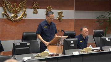 徐國勇法辦警政署長陳家欽 法界研判偽文難成罪