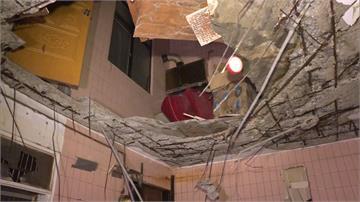 快訊/龜山民宅天花板坍塌 女住戶遭活埋獲救