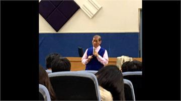 邀白狼到中山大學演講挨批 老師解釋:是邀請各新興政黨