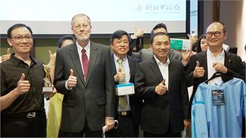 侯友宜率生技廠會晤AIT 推薦MIT物資設備