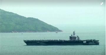 美國第4艘航母中鏢!尼米茲號至少1船員確診