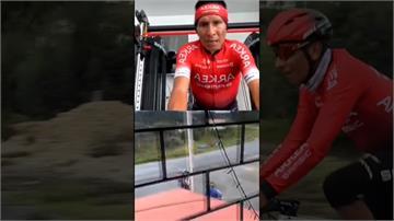 自行車好手昆塔納備戰環法賽 將飛往歐洲移地訓練