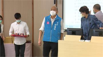 韓國瑜悼郝柏村卻稱「五星上將」張博洋:身為忠貞國民黨員竟然不知道