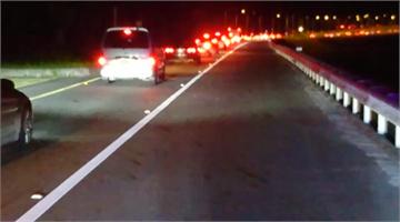 快新聞/連假尾聲蘇花改晚間車流多 高公局預測9路段易塞