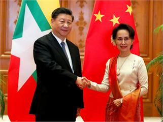 快新聞/中緬聯合聲明強調「一中」 國民黨:完全無法苟同