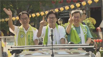 大動作「登廣告撐港」  陳其邁衝刺拚票數「超越罷韓」