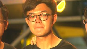 快新聞/罷韓成功 張博洋激動落淚喊:高雄人被韓國瑜欺負!