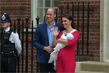 英國小王子 取名「路易」致敬親王舅