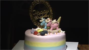 麻將、彩虹小馬都能吃?超浮誇蛋糕激發少女心