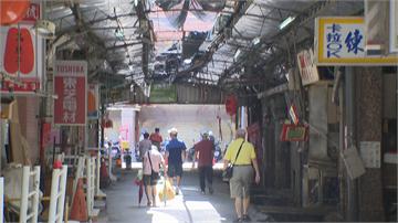 舊永樂商場鐵柱鏽蝕、屋頂搖搖欲墜 住戶求助卻被回覆「自己修」