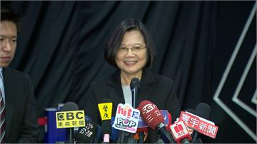 快新聞/520就職典禮明登場 蔡英文讚國人守住疫情「讓世界看見台灣團結」