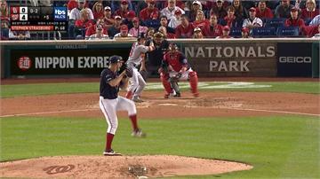 MLB/連三場壓制紅雀火力 國聯冠軍賽國民聽牌
