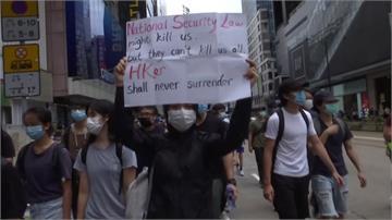 台灣伸援手!撐香港與顧國安之間如何取得平衡